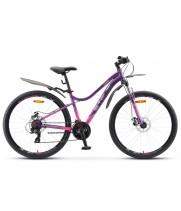 Велосипед горный Stels Miss 7100 MD disc V020 2020г. колесо 27,5 с дисковыми тормозами